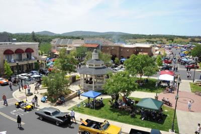 The Town Square at Copper Valley